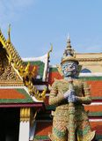 The colors of the Royal Palace in Bangkok Stock Photo