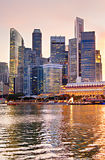 Colors of Singapore Stock Images