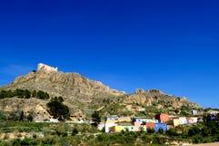 colors spanjor Fotografering för Bildbyråer