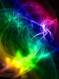 Colors splash Royalty Free Stock Images