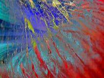 Colors Splatter Stock Image