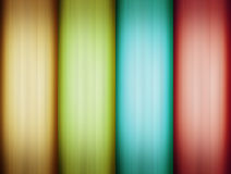 Colors striped. Orange, green, blue and red  striped  bars Stock Photo