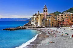 Colors of sunny italy Stock Images