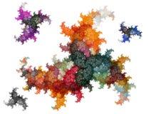 colors symfonin vektor illustrationer