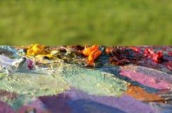 Colors of unique art Stock Photos