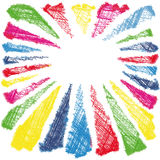 Colors (vector) Royalty Free Stock Image