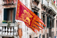 Colors of the Venice Stock Photography