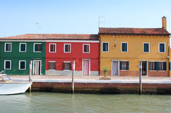 colors venice arkivbild