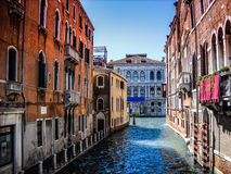 The colors of Venice Stock Photos