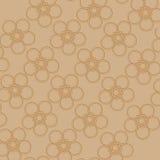 colorsl da flor do papel de parede do fundo do teste padrão Imagem de Stock Royalty Free