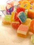 Colorul cukierki Fotografia Stock