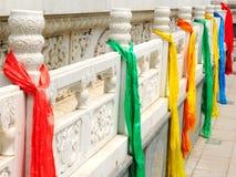 Colorul Silk Stock Photo