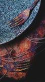colorurful δίκρανα στοκ εικόνες με δικαίωμα ελεύθερης χρήσης