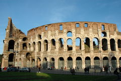 coloseum Fotografia Royalty Free