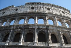 Coloseum Royalty Free Stock Photography