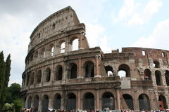 Coloseum Fotografia de Stock Royalty Free
