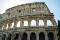 Coloseum Stock Photo