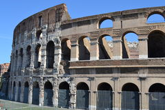Coloseum Ansicht stockfoto