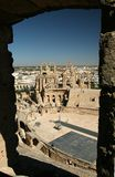 Coloseum EL-Jem Fotografia Stock Libera da Diritti