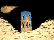 Coloseum EL-Jem Immagine Stock
