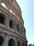 The Coloseum Royalty Free Stock Photography