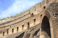 Coloseum Inside Stock Photography