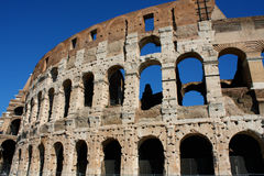 Coloseum in Rome Italy Stock Photography