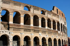 Coloseum in Rome Italy Royalty Free Stock Photo