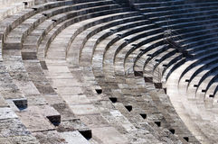 Coloseum in Verona. Stairs of the Colosseum in Verona,Italy Royalty Free Stock Image