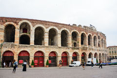 Coloseum in Verona, Italy Stock Photography