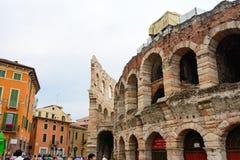 Coloseum in Verona, Italy Royalty Free Stock Photo
