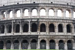Coloseum Wall Stock Images