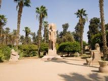 Coloso de Ramses fotografía de archivo libre de regalías