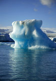 Colossal iceberg Royalty Free Stock Images