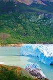 Colossal Perito Moreno glacier Stock Photography