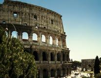 Colosse Rom Stockfoto