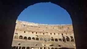 Colosseo在罗马 库存照片