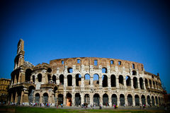 colosseo罗马 免版税图库摄影