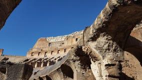 Colosseo στη Ρώμη Στοκ Φωτογραφίες