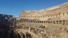 Colosseo на Roma Стоковая Фотография RF