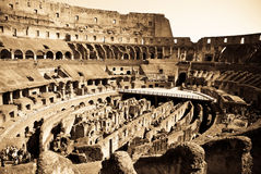 Colosseo royalty-vrije stock foto