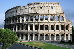 Colosseo. The Colosseum (Flavian Amphitheatre), Rome, Italy Royalty Free Stock Image