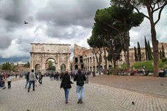 Colosseo Stockbilder