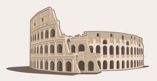 Colosseo Royaltyfri Fotografi