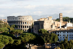Colosseo Fotografie Stock