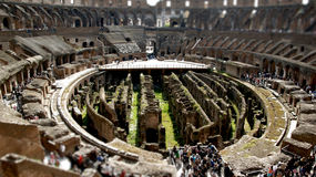 Colosseo Στοκ εικόνα με δικαίωμα ελεύθερης χρήσης