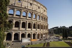 Colosseo royalty-vrije stock afbeelding