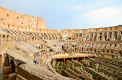 Colosseo (Colosseum) Royalty Free Stock Photo