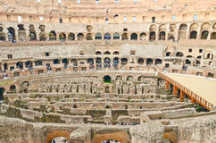 Colosseo (Colosseum) Royalty Free Stock Images