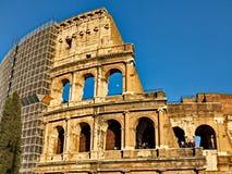 Colosseo, Colosseum, Roma, Itália Foto de Stock